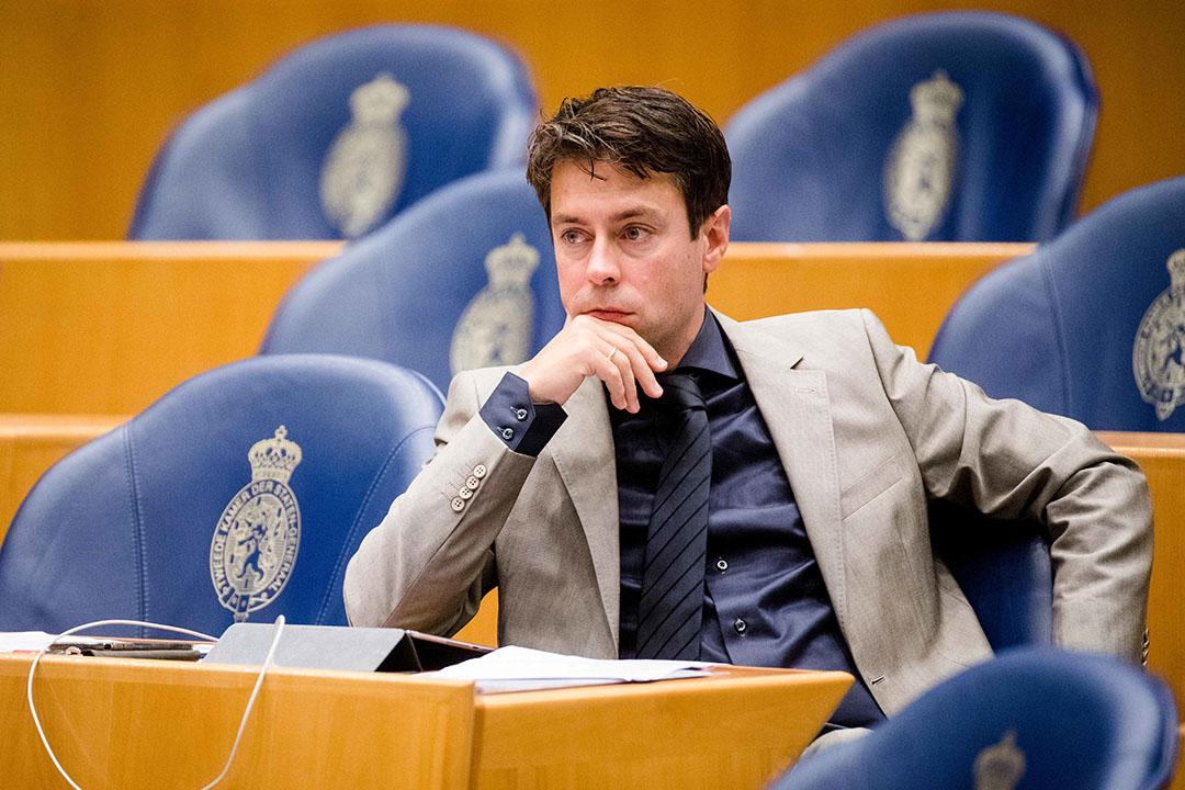 Chris Stoffer (SGP) - Foto: ANP -
