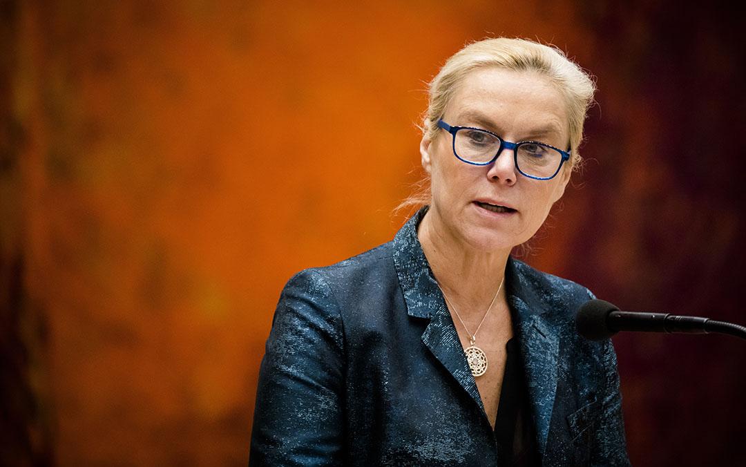 Minister Sigrid Kaag. - Foto: ANP - Foto: BART MAAT