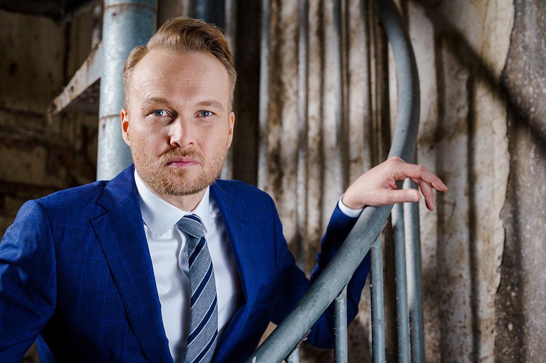 Tv-presentator Arjen Lubach. - Foto: ANP -
