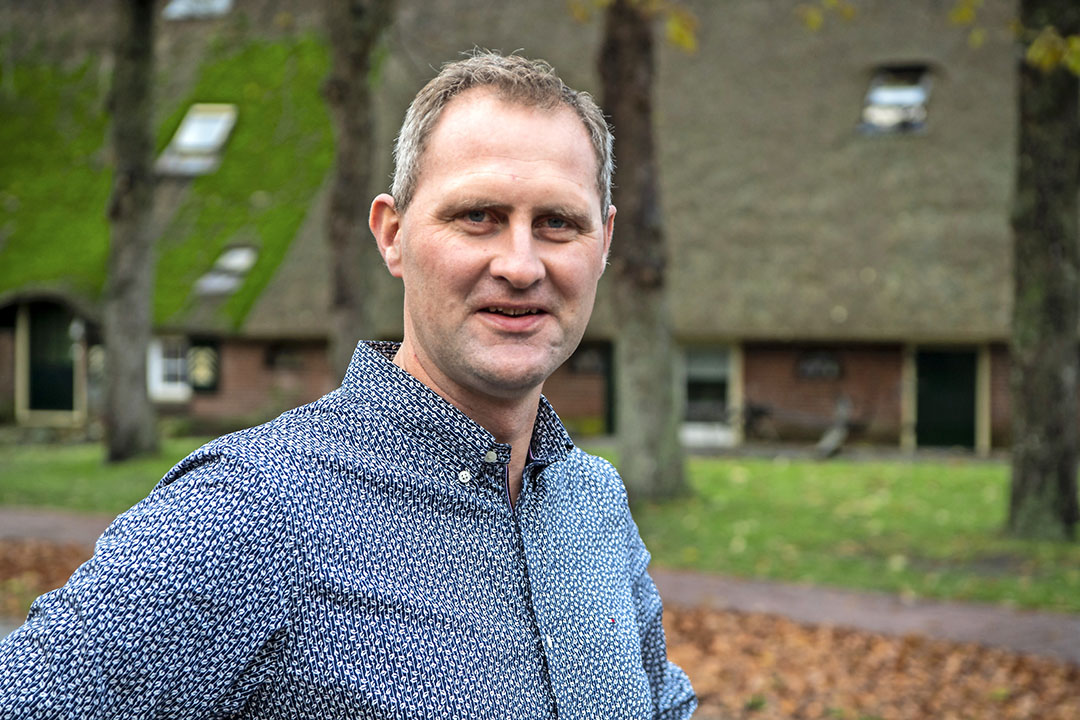 """Hendry van Ittersum: """"Lang niet iedereen is op de hoogte van de regelgeving en subsidiemogelijkheden."""" - Foto: Frank Uijlenbroek - foto: Frank Uijlenbroek"""