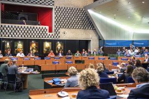 11 oktober: Provinciale Staten in Brabant debatteren over stikstof. - Foto: ANP - Foto: Piroschka van de Wouw