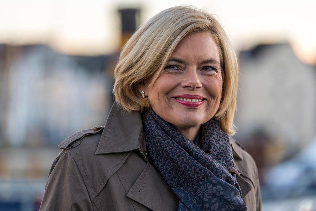 De Duitse landbouwminister Julia Klöckner. - Foto: ANP -