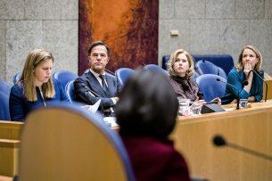 Het kabinet komt naar verwachting vrijdag met een brief over de stikstofaanpak. Foto: ANP