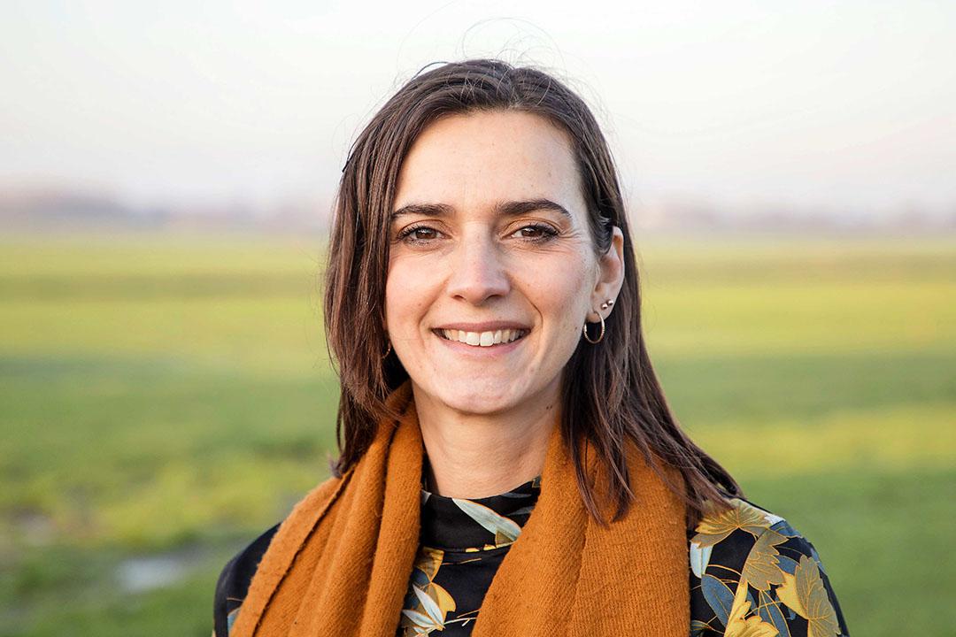 """Judith de Vor: """"Het is te makkelijk om de politiek overal de schuld van te geven."""" - Foto: Herbert Wiggerman -"""