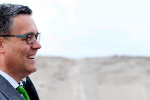 Marc van den Tweel, directeur Natuurmonumenten - Foto: ANP