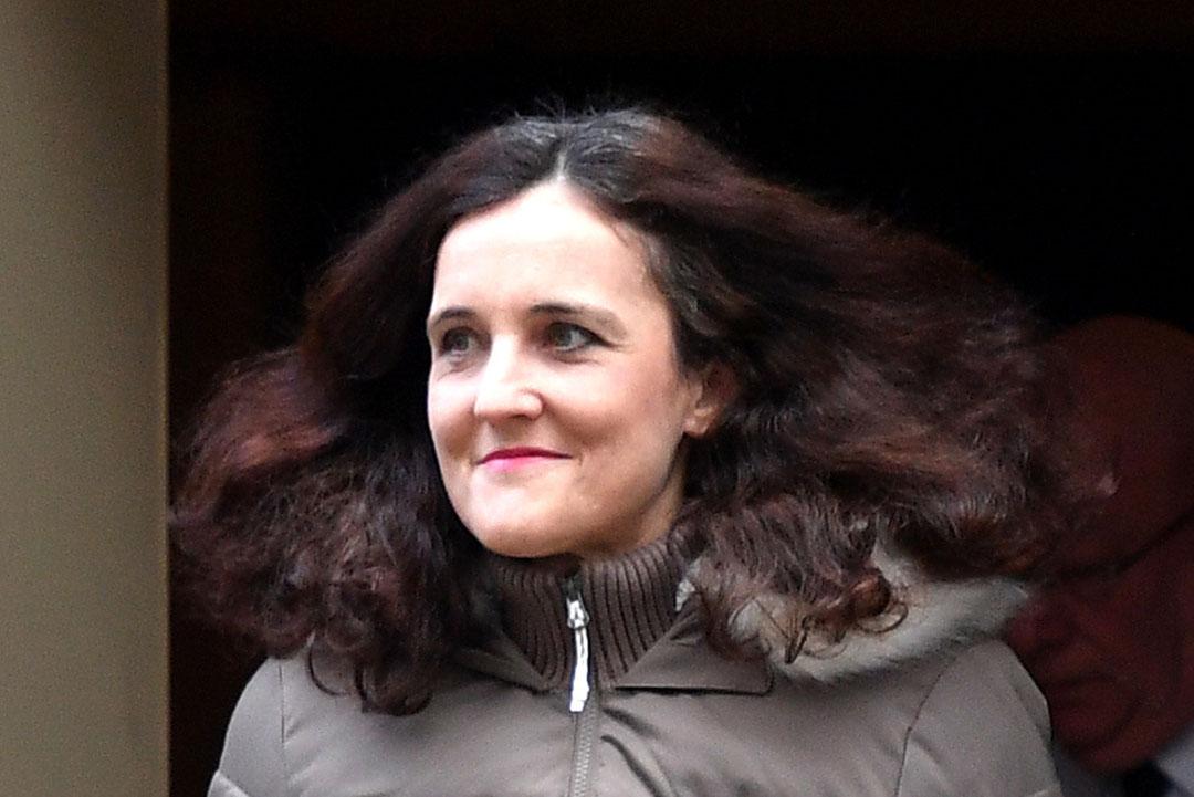 "Britse landbouwminister Theresa Villiers. - Foto: ANP - Foto: ""Justin Tallis"""