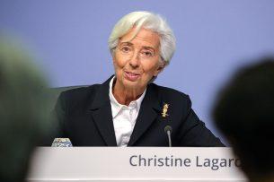 Christine Lagarde - Foto: ANP