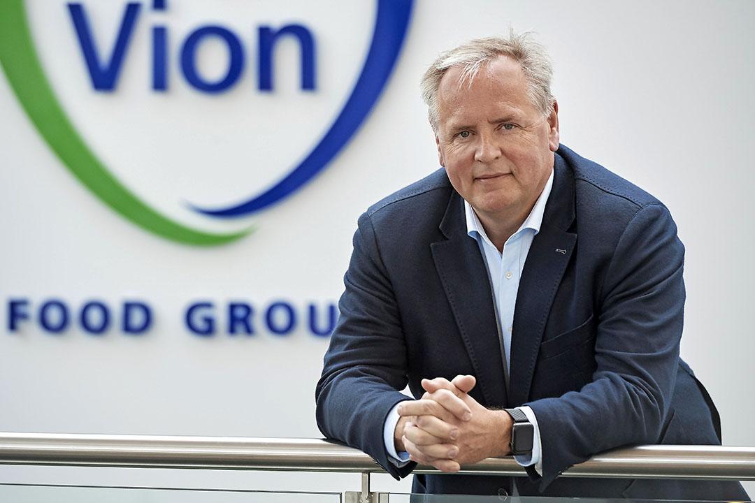 """CEO Ronald Lotgerink: """"Garanties zijn er niet in de vleeswereld. We hebben nu te maken met corona. Een crisis die ik een half jaar geleden niet zag aankomen."""" - Foto: Van Assendelft Fotografie"""