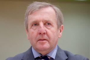 De Ierse landbouwminister Michael Creed. - Foto: EPA