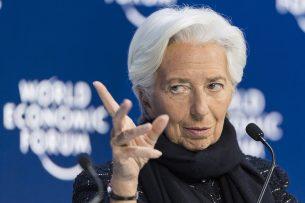 Foto: Christine Lagarde - Foto: ANP
