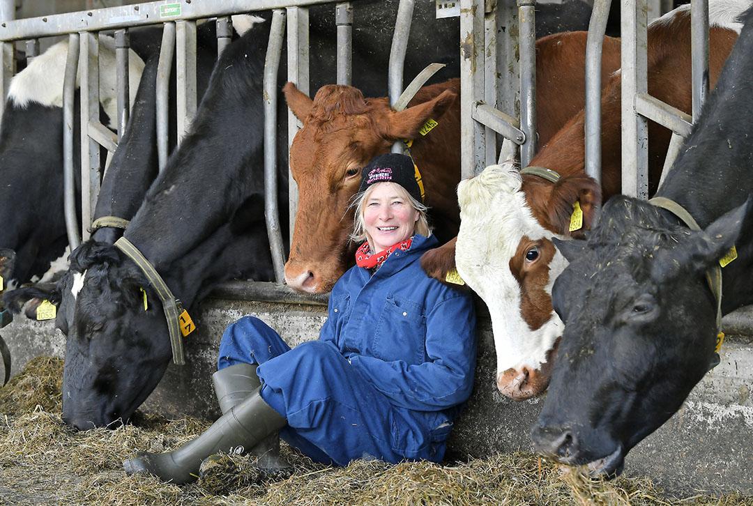 """Hermien Kemp: """"Wat wij in Nederland produceren is lekker, gezond en absoluut veilig."""" - Foto: Cor Salverius Fotografie"""