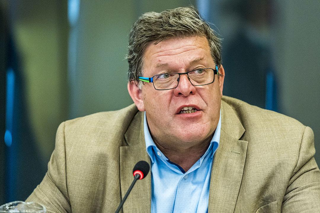 Jan Cees Vogelaar. - Foto: ANP