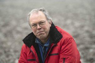 Teun de Jong, voorzitter van de Nederlandse Akkerbouwvakbond (NAV). - Foto: Mark Pasveer