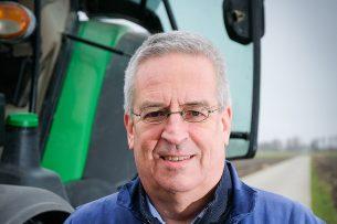 De eerste termijn van Marc Calon als voorzitter van LTO zit er bijna op. Als het aan hem ligt, start hij volgend jaar aan zijn tweede termijn. - Foto: Jan Willem van Vliet