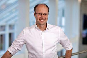 Klaus Kunz is hoofd duurzaamheid bij Bayer Crop Science. - Foto: Dirk Hansen/Territory