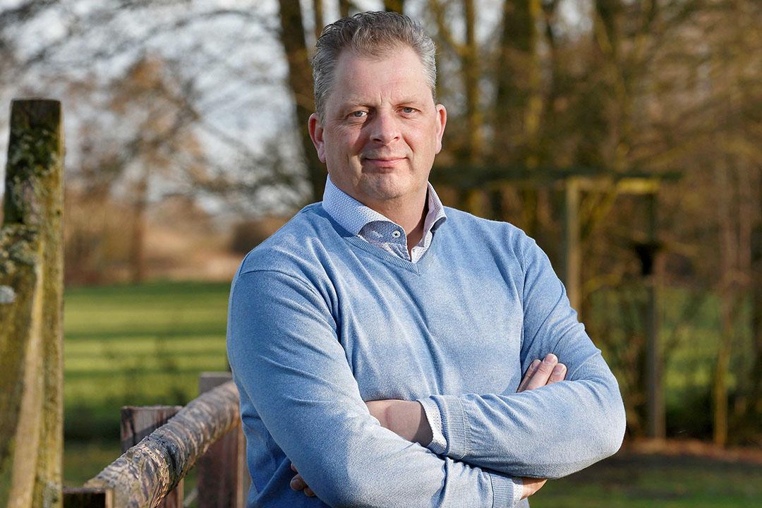 Marcel Giesen is commercieel directeur bij Next Genetix. Hij heeft samen met PIC de toekomstplannen voor de Danic-zeug uitgestippeld. daarvoor wordt ingezet op genomic selection, SPF en HyCare-fokkerij. - Foto: Hans Prinsen