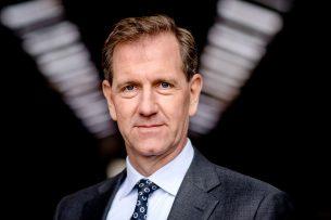 Wiebe Draijer, voorzitter van de groepsdirectie van de Rabobank. - Foto: ANP