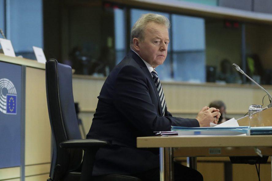 Eurocommissaris Janusz Wojciechowski van landbouw - Foto: ANP