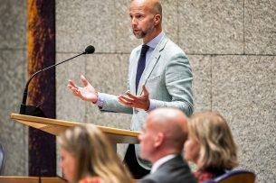 Tjeerd de Groot (D66) - Foto: ANP