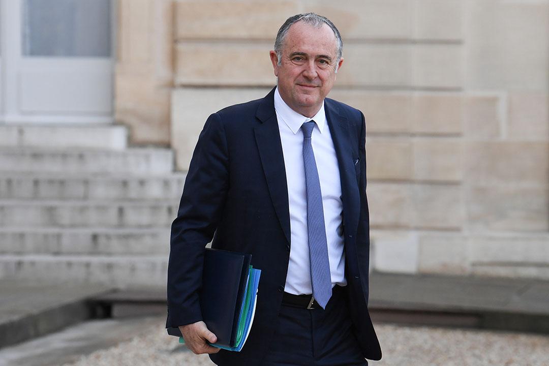 Franse landbouwminister Didier Guillaume - Foto: ANP
