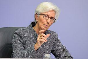 President van de ECB, Christine Lagarde. - Foto: ANP