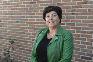 Initiatiefnemer van de petitie Willemien Koning. Foto: Fotopersbureau Dijkstra