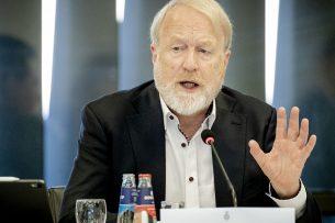 Jaap van Dissel, directeur Centrum Infectiebestrijding van het Rijksinstituut voor Volksgezondheid en Milieu (RIVM). - Foto: ANP