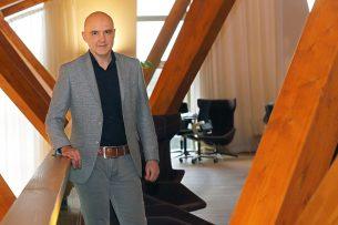 JoinData-directeur Sener Celik. - Foto: Bert Jansen
