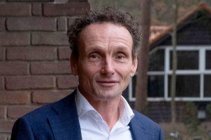 Pierre Berntsen, directeur Agrarische bedrijven bij ABN Amro. - Foto: Hans Prinsen