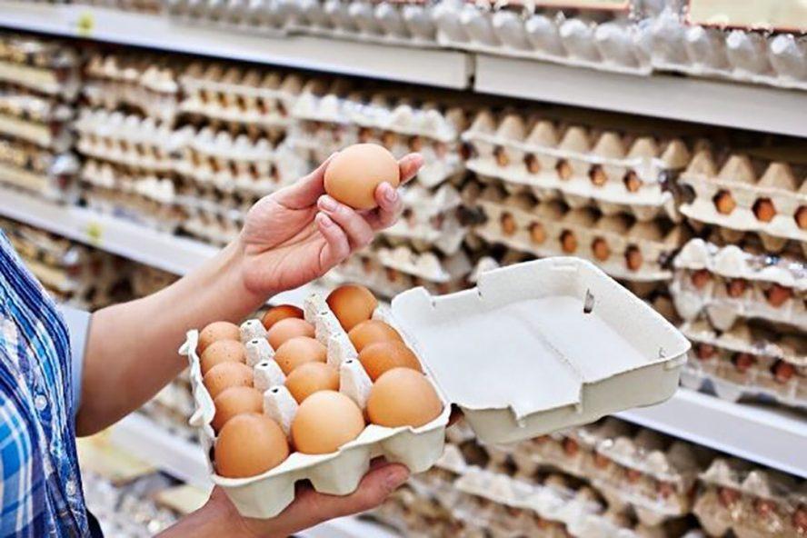 In Duitsland slaan consumenten ook extra eieren in vanwege het coronavirus. - Foto: Canva
