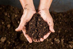Den Ouden produceert onder andere compost voor tuinen. - Foto: Canva