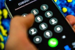 Leden van LTO Noord kunnen bellen met de organisatie voor ondersteuning. - Foto: ANP
