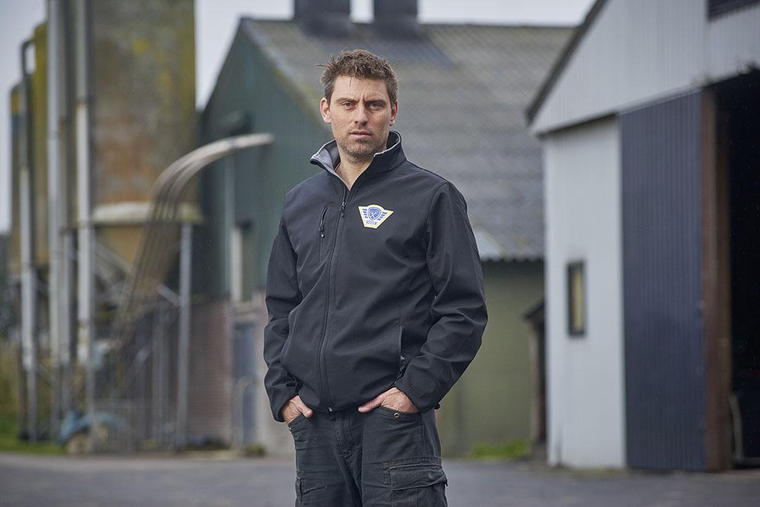 Marc van den Oever, voorzitter Farmers Defence Force. - Foto: Van Assendelft Fotografie