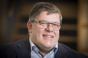 Jan Cees Vogelaar. - Foto: Koos Groenewold
