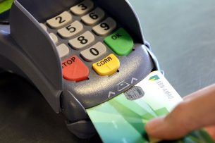 De bank analyseerde pin-transacties en online-betalingen van ABN Amro-rekeninghouders. Foto: ANP