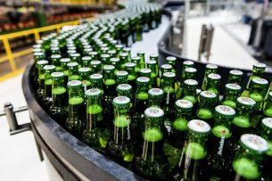 Aan bier verwacht Heineken in het eerste kwartaal 2% minder te hebben verkocht. Foto: ANP