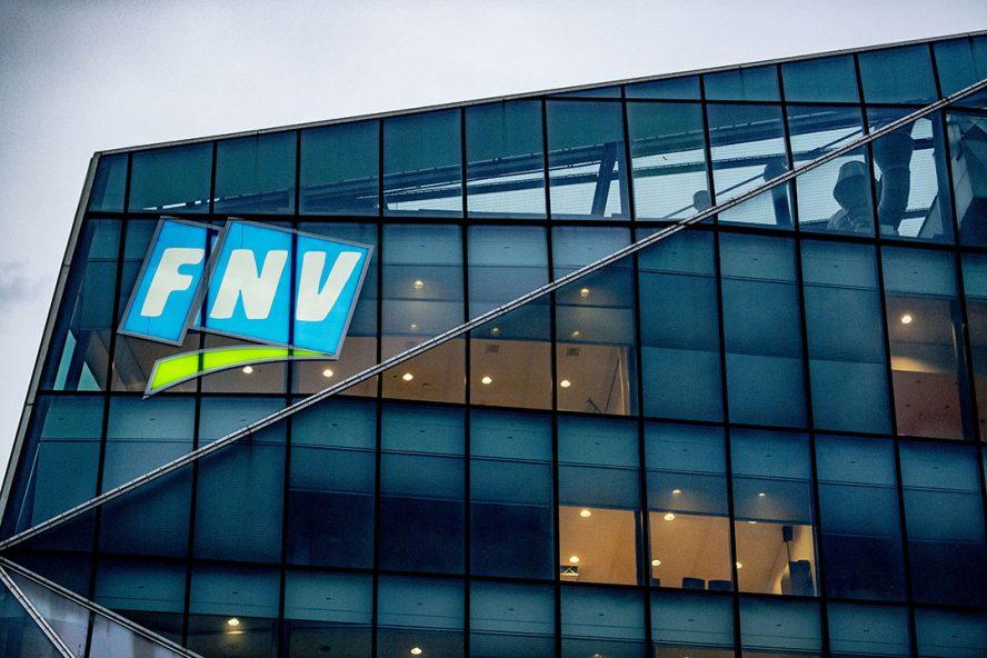 FNV Centraal Vakbondshuis - Foto: ANP