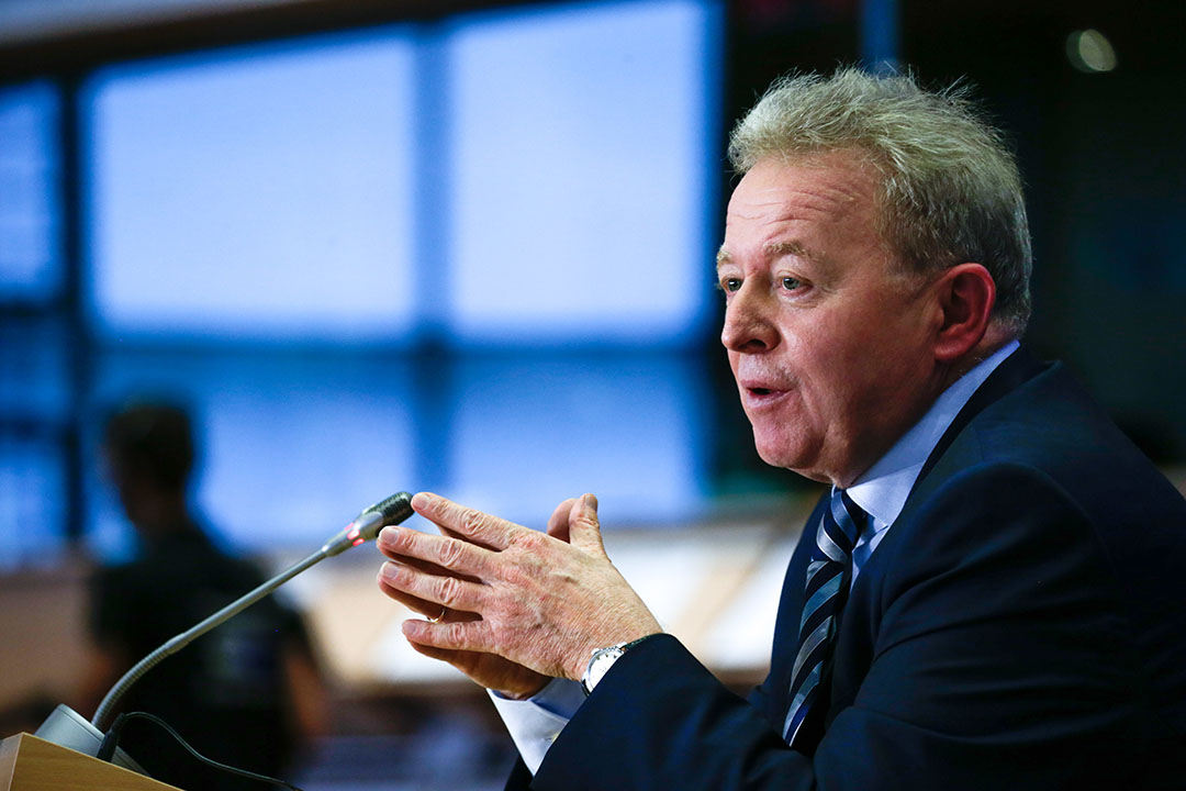 Eurocommissaris Janusz Wojciechowski wil toch extra steun uittrekken voor de landbouw. - Foto: ANP