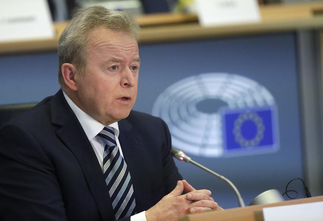 Janusz Wojciechowski. - Foto: EPA