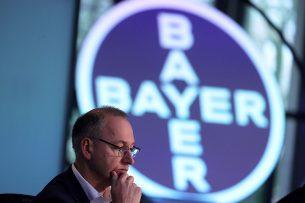CEO van Bayer, Werner Baumann. - Foto: ANP