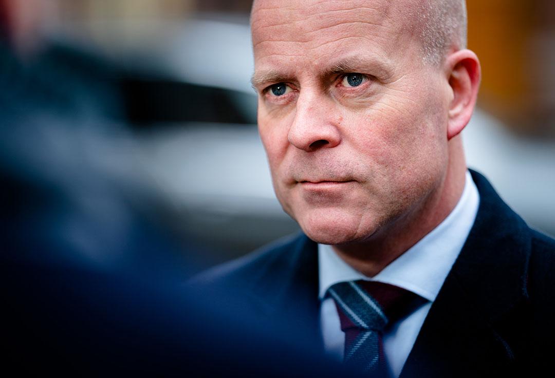 Minister Raymond Knops van Binnenlandse Zaken en Koninkrijksrelaties. - Foto: ANP