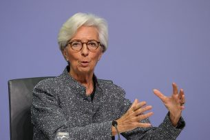 Christine Lagarde. - Foto: ANP