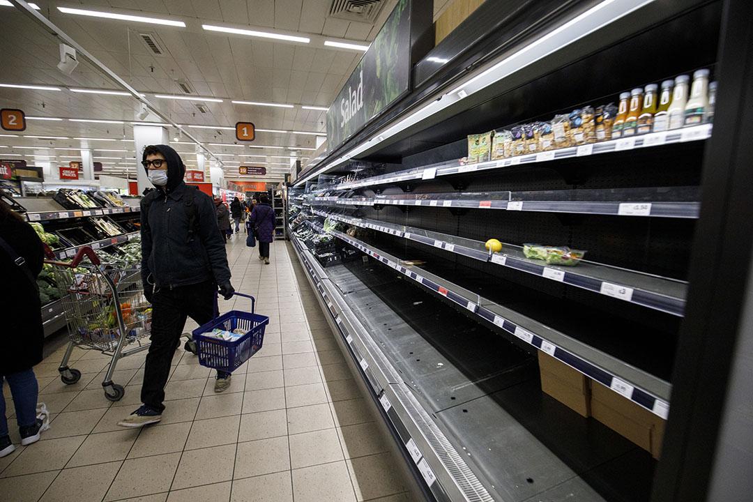Sainsbury's supermarkt in Londen - Foto: ANP