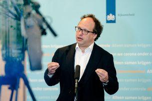 Minister Wouter Koolmees van Sociale Zaken en Werkgelegenheid (D66). Foto: ANP