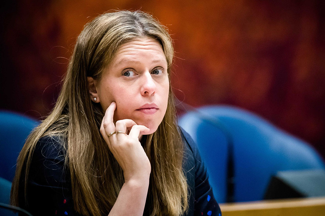 Minister Carola Schouten van Landbouw, Natuur en Voedselkwaliteit (ChristenUnie) - Foto: ANP