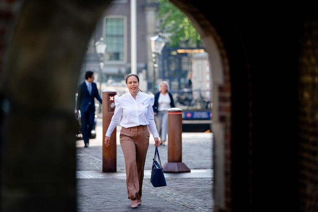 Minister Carola Schouten van Landbouw, Natuur en Voedselkwaliteit. - Foto: ANP