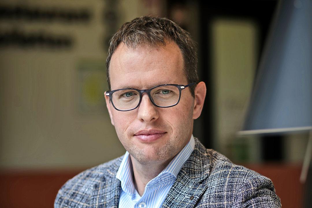 André Hoogendijk is directeur van de Brancheorganisatie Akkerbouw. - Foto: Fred Libochant