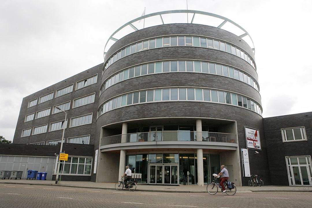 Kantoor waar Syngenta Crop Protection zetelt in het Noord-Hollandse Enkhuizen. - Foto: Roel Dijkstra