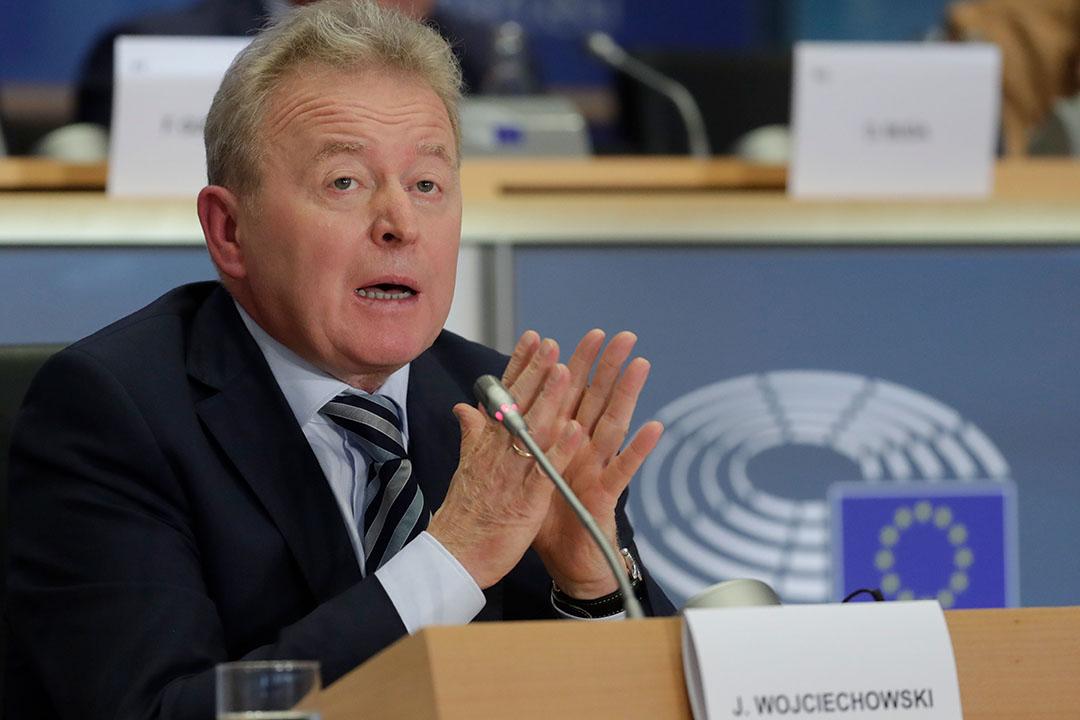 Eurocommissaris van landbouw Janusz Wojciechowski. - Foto: ANP