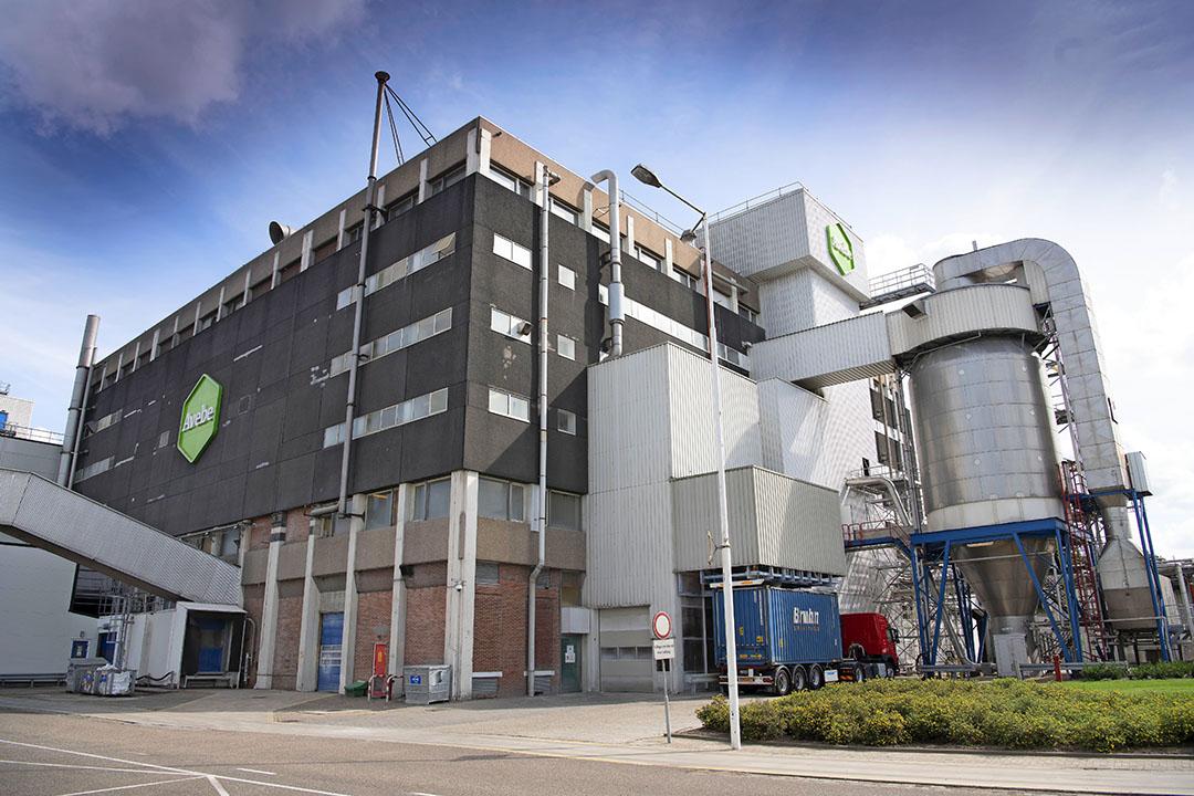Avebe-fabriek in Ter Apelkanaal.